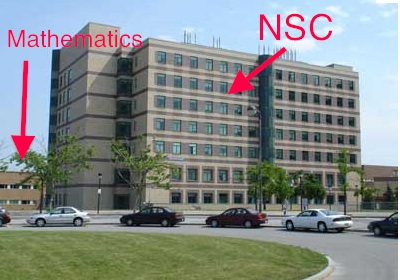 Suny Ub Natural Science Complex